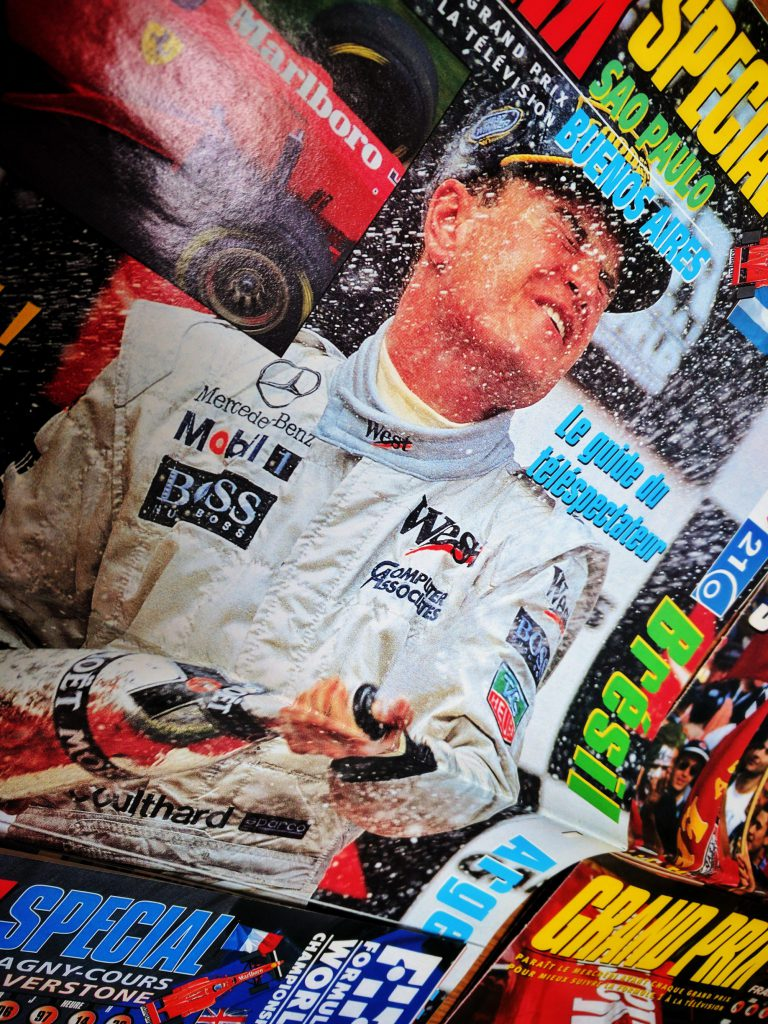 Grand Prix Magasine - 1997 David Coulthard