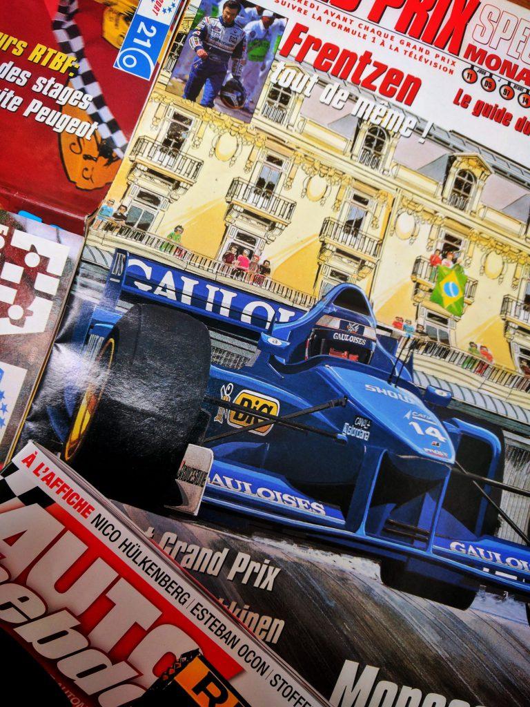F1 Magasine - 1997 - Monaco - Prost GP