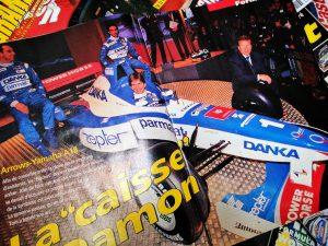 1997 - Arrows Yamaha - Damon Hill - 1997