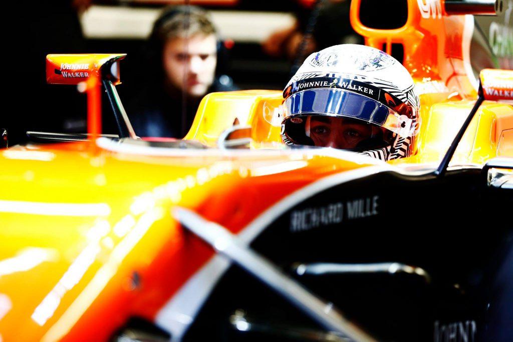 F1 2017 - Mc Laren Honda