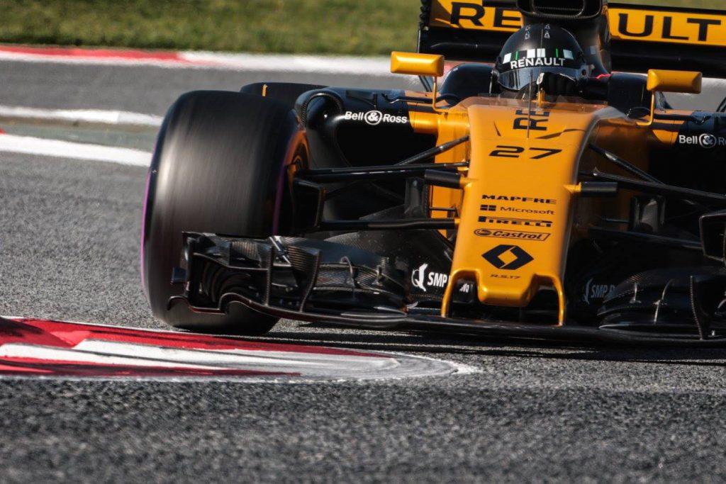 F1 2017 - Renault Sport