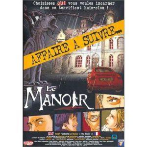 BDVD – Le Manoir