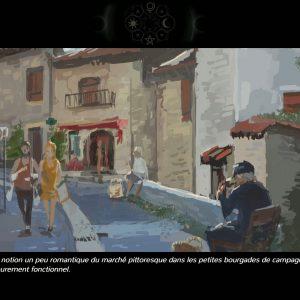 long the edge – Un joli petit village, pourtant plein de mystères !