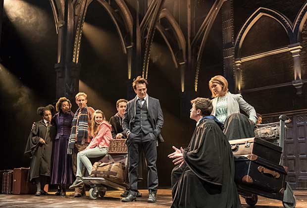 Harry Potter and the cursed child - the play