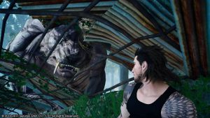 Final Fantasy XV - Chasse au monstre Duscae
