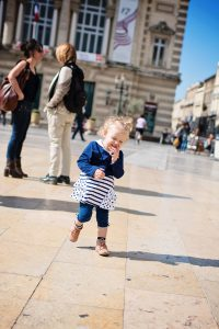 De retour à Montpellier en famille