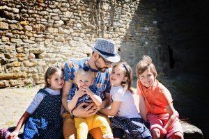 Carcassonne en famille