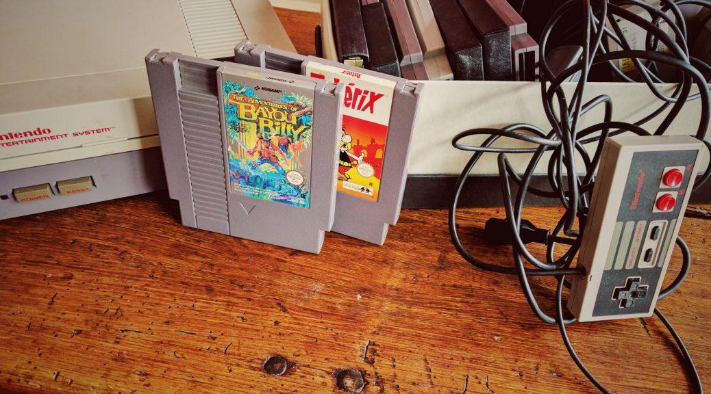 NES - Nintendo