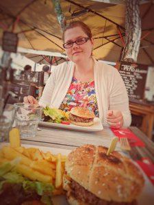 Montpellier et notre traditionnelle Hamburger