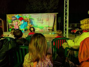 Capfun Feerix de Marseillan, le spectacle de Carambouille !