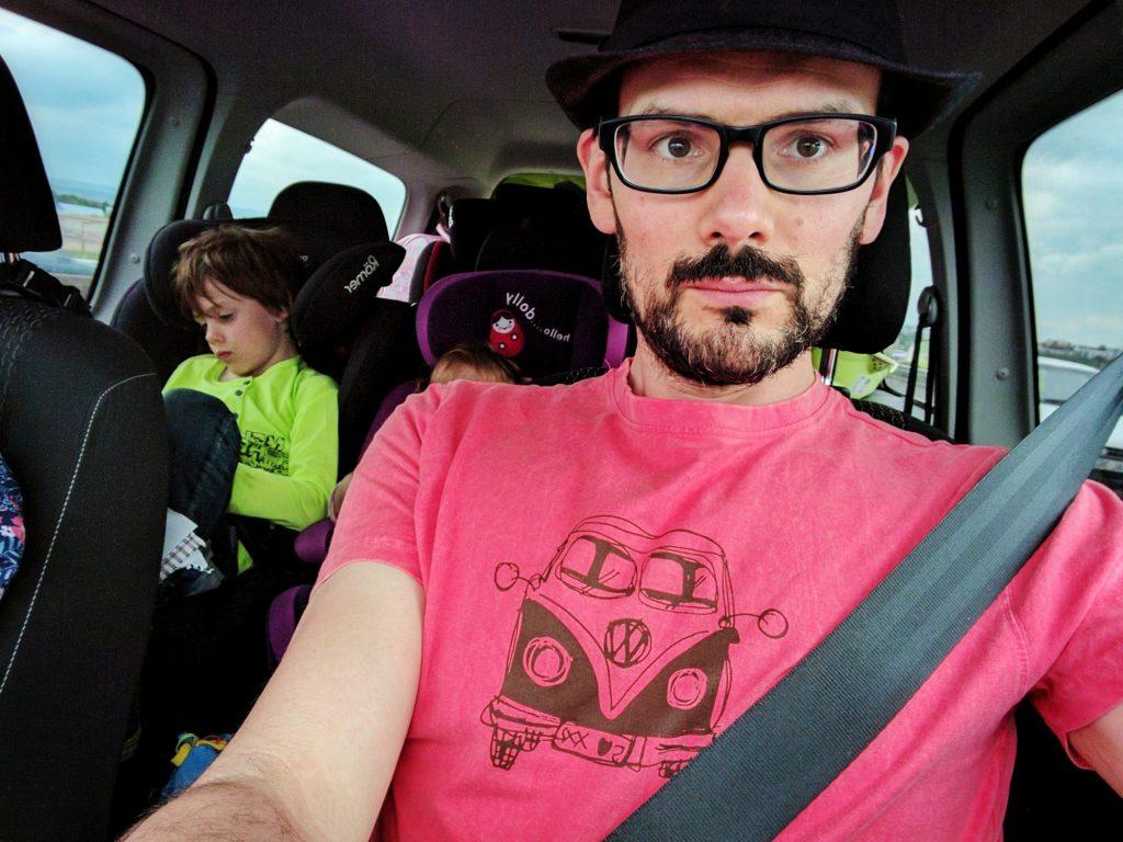 tous en voiture, VW Caddy Maxi life