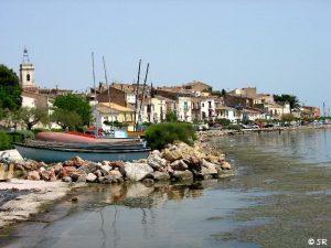Le port de Bouzigues