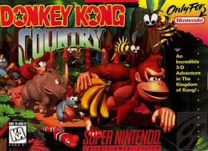 Donkey Kong Country, bande son par Dave Wise