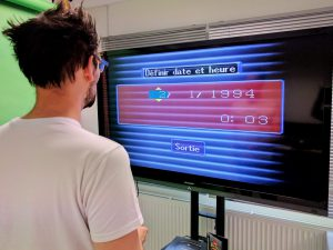 Sega Saturn - initialisation