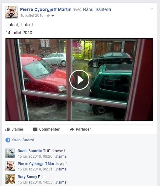 Facebook, Juillet 2010
