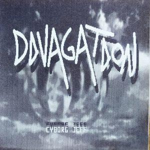 Pochette originale de l'album Divagation, avril 1997