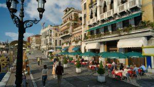 Final Fantasy XV - Altissia, un petit gout de Venise