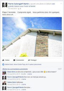 Facebook, Mai 2014