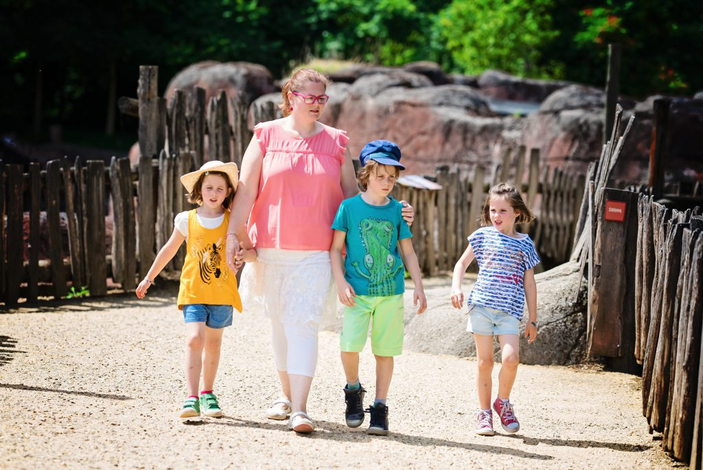 En famille - Gaia Zoo