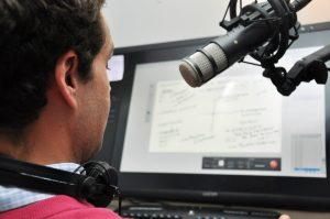 L'infrastructure pour la réalisation d'un Screencast sur la tablette Wacom - eCampus - IFRES - ULg (2013)