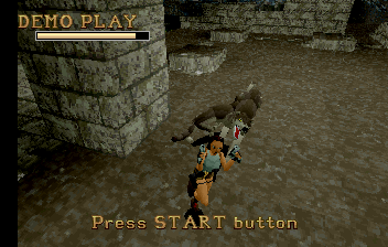 Tomb Raider - Saturn (Eidos, Core Design, 1996)