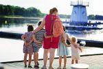 Vacances au bord du Lac d'Ailette