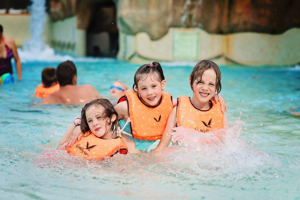 Aqua Mundo – à Center Parcs Le Lac d'Ailette.