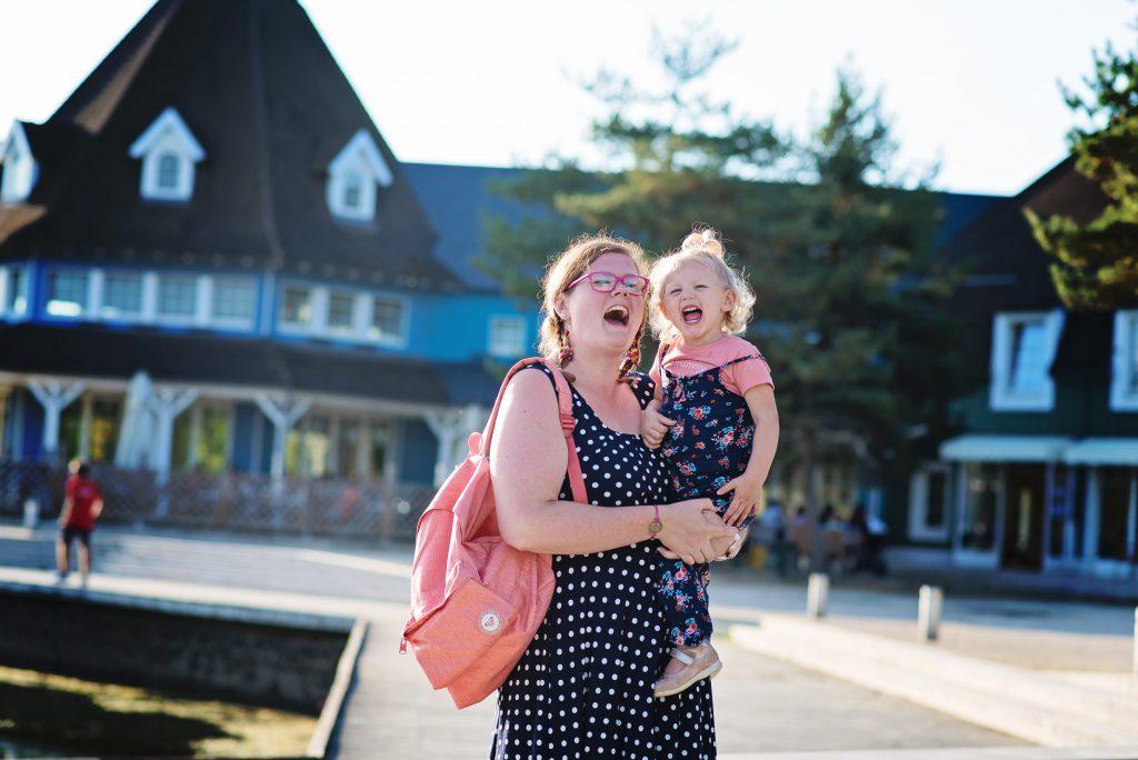 Center Park - Lac d'Ailette - En famille - Petite Snorkys Photography