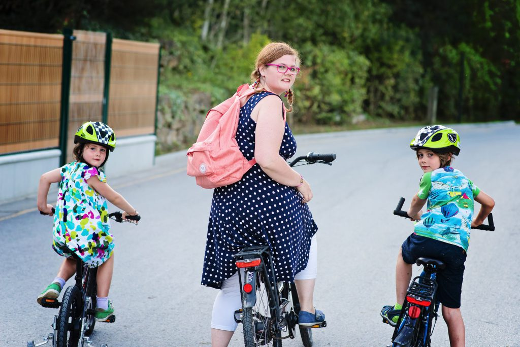En Vélo - Center Park - Lac d'Ailette - En famille - Petite Snorkys Photography