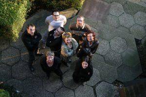 L'équipe eAgora 2007 - Pierre Martin - Vincent Martin - Olivier Borsu - Jean-François Van de Poël - Béatrice Lecomte - Marianne Poumay - Patricia Lambert - Frédérique Leens - LabSET - IFRES - ULg