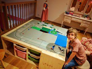 Meuble de jeu - LEGO - IKEA