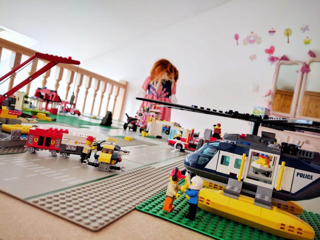 Prêt à jouer ! Meuble de jeu - LEGO - IKEA