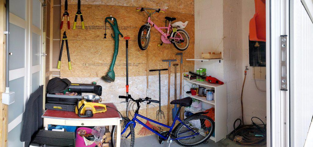 Optimisation de la garagerie
