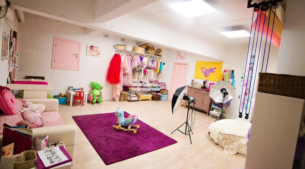 Grand Studio Photo Bébé - Petite Snorkys Photography - Esneux