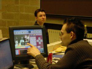 La connexion est établie via VIPS en littuanie - Formasup (2004)