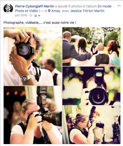Photographe, vidéaste,... c'est aussi notre vie ! (Quenalove, 2010)