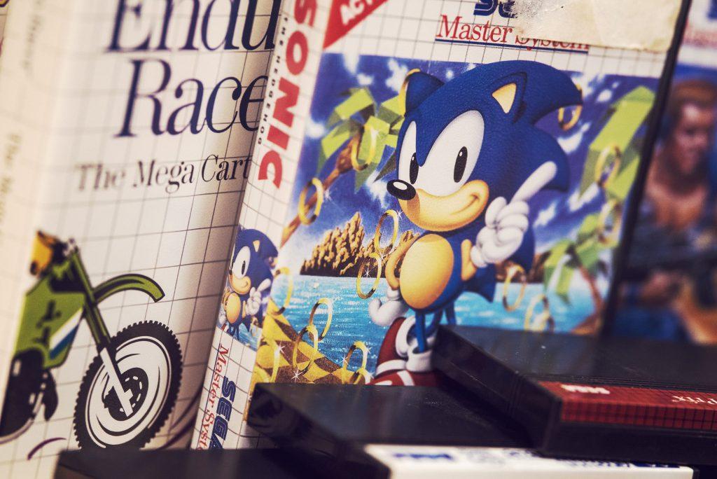 Sonic sur Master System, aussi bon que la version Megadrive !