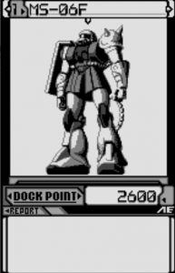 Mobile Suit Gundam - Wonderswan (BandaÏ, 1999)