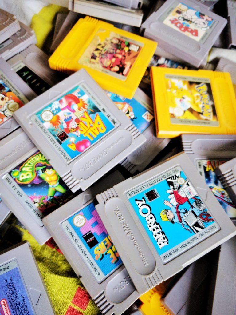 Les enfants découvrent la Game Boy - Paperboy, à nouveau parmi les favoris