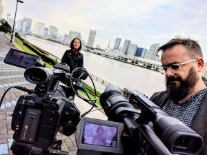 MOOC Rec. à Tokyo avec Jeff Van de Poël et Claire Ghyselen