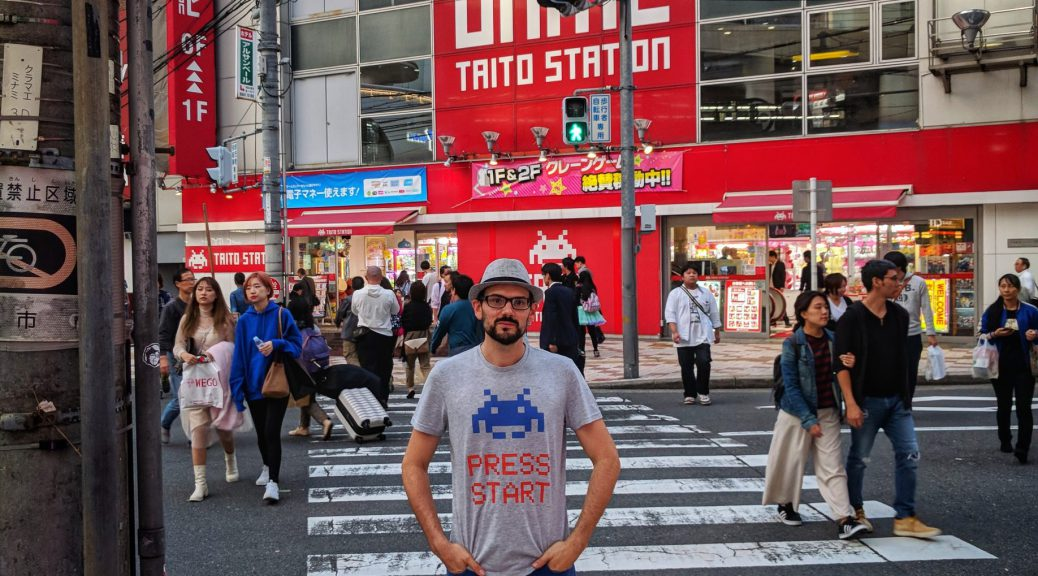 Osaka, me voilà !