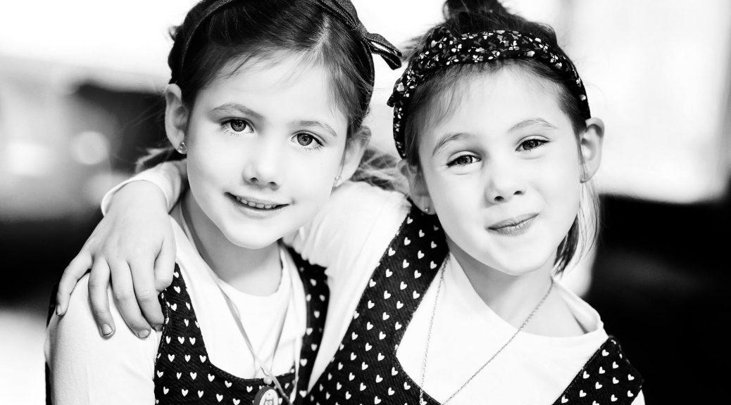 Alice et Juliette - 6 ans