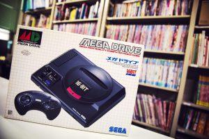 SEGA Megadrive JAP - Les trésors de l'Université de Ritsumeikan