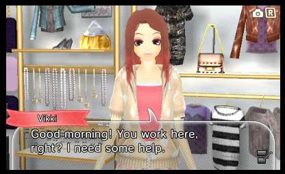 La nouvelle maison du style - 3DS (Nintendo, 2012)