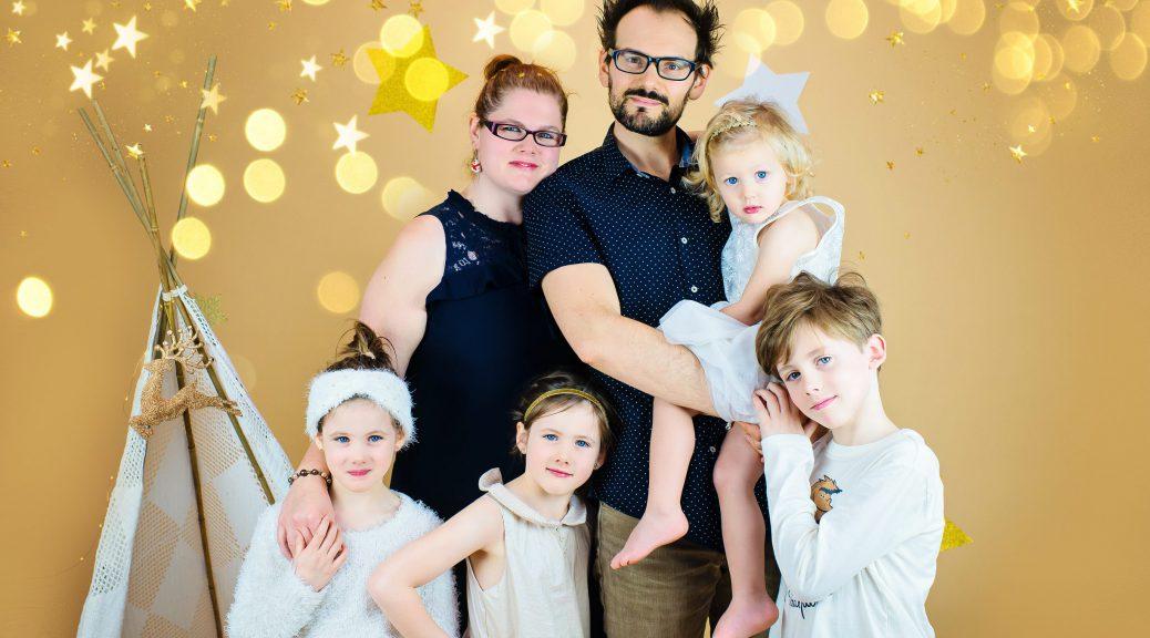 Joyeux Noël - Famille Martin - Petite Snorkys Photography