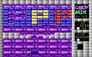 Crazy Brix - MSDOS (P.P.P. Team Software, 1997)