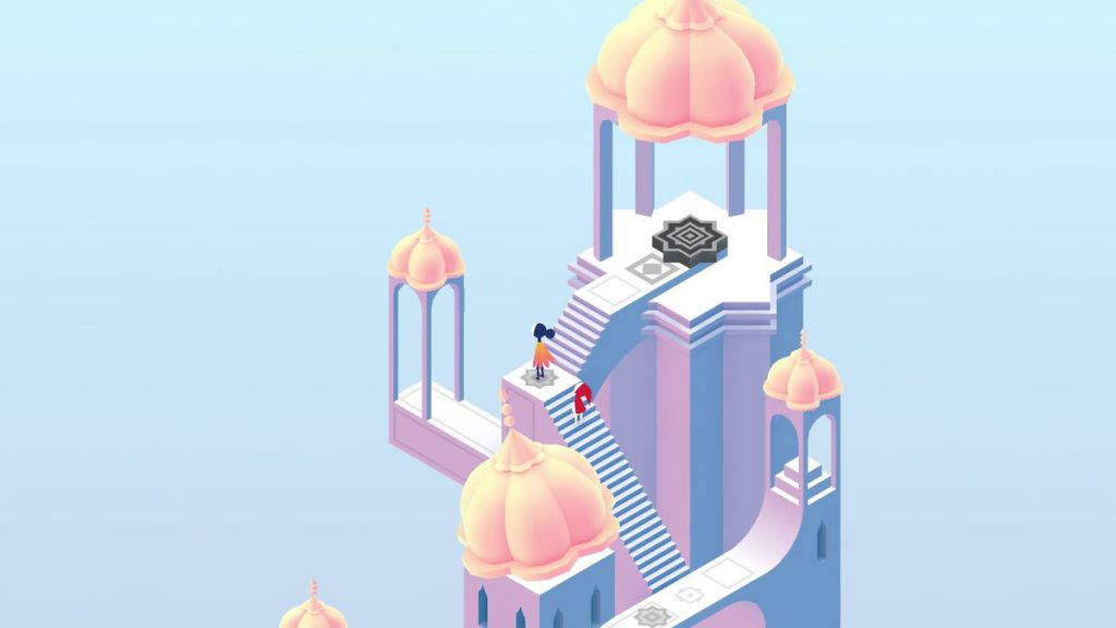 Monument Valley 2 – iPad (Ustwo Games Ltd, 2017)