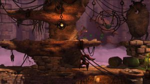 Oddworld: Abe's Oddysee - New 'n' Tasty! - PS4 (Oddworld Inhabitant Inc - Just Add Water, 2014)