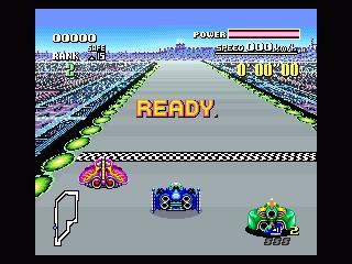 F-Zero - SNES (Nintendo, 1991)