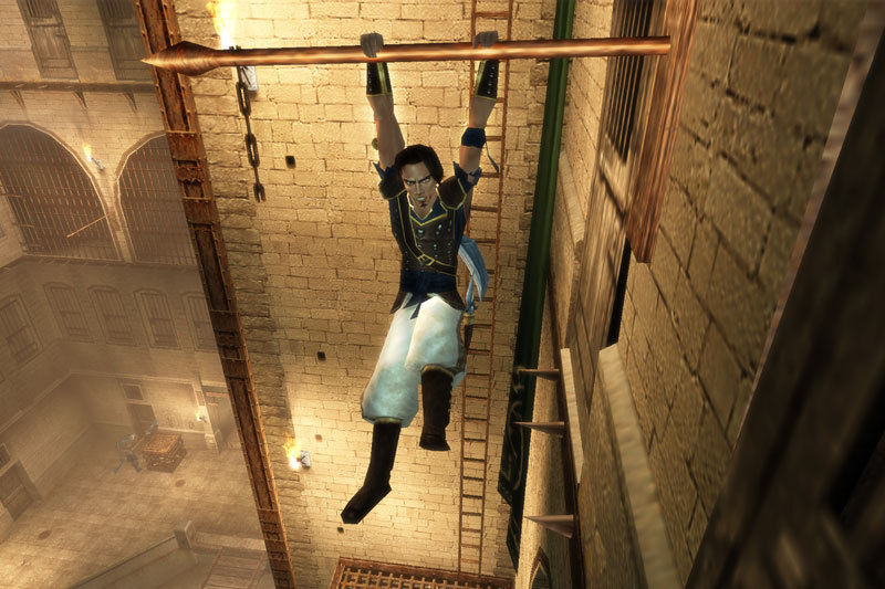 Prince of Persia : Les sables du temps - PS2 (Ubisoft, 2003)